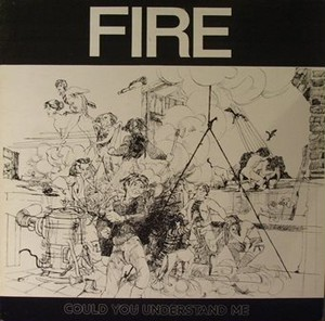 【LP】FIRE/Could You Understand Me
