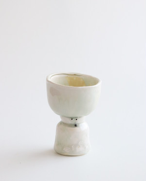 白玉くんのゴブレット  食器