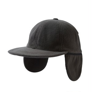 EVISEN FLEECE FLAP CAP Charcoal L