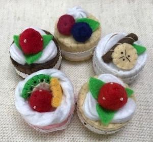 ケーキマグネット(エコキャップ)