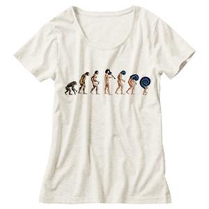 Evolution Tシャツ【レディースS】