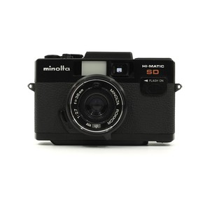 【New】MINOLTA HI-MATIC SD