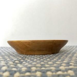 平豆皿 バーズアイメープル 木のお皿