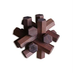Braid Wood [Walnut : 12P]