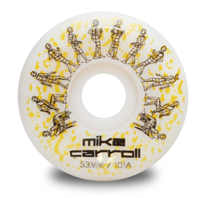 WAYWARD WHEEL / Funnel Cut / Mike Carroll / 53mm