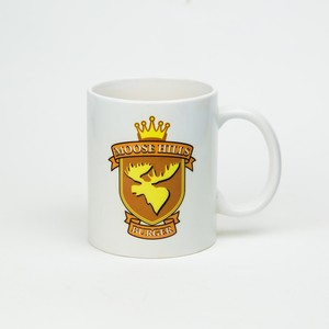 ムースヒルズバーガーマグカップ