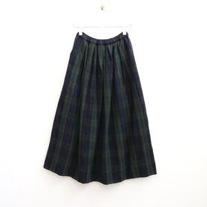 コットンウールスカート