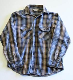 1970's〜1980's Five Brother flannel shirts