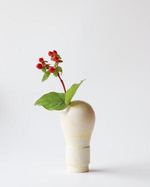 光のフラワーベース 花瓶