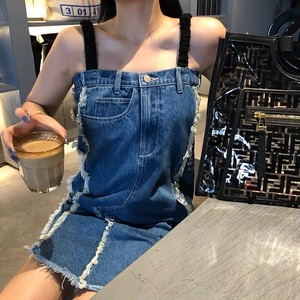 jeans design denim dress