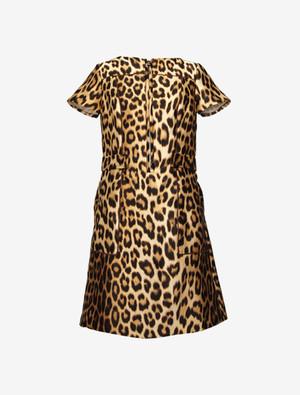 BLUMARINE LEOPARD DRESS