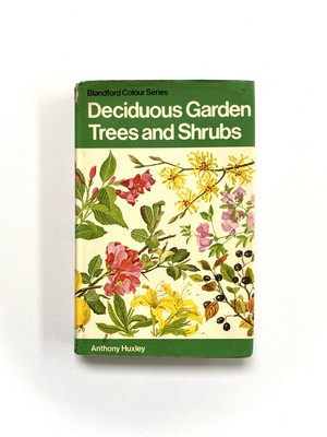 Deciduous Garden Trees and Shrubs