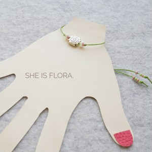 【TinyLovelyブレス】she is Flora.(フローラ)
