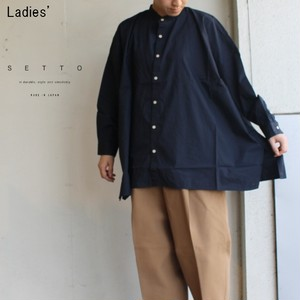 SETTO FARMS SHIRT (NAVY)