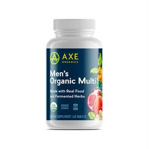 120       有機マルチビタミン (男性)