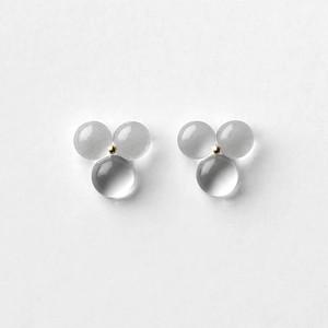 bubun ANOMALIES #3 earrings [XS]