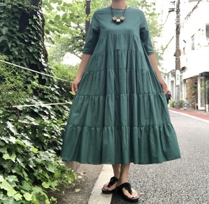 Tiered dress【New product】