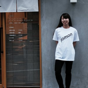 JOMON-T WHITE