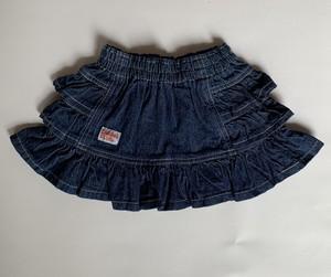 バッグリボンスカート