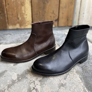PADRONE パドローネ / SIDE ZIP BOOTS