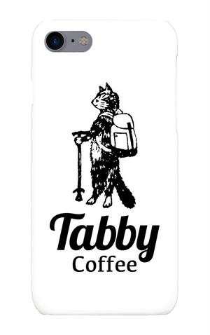 """""""Tabby Cat""""スマホケース(iPhone8/7)"""