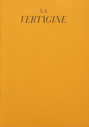 La Vertigine by Federico Clavarino