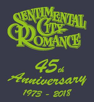 Sentimental City Romance 45周年記念Tシャツ・サイズXL