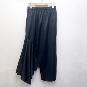 POTTO / サテン切替スカート(40057)
