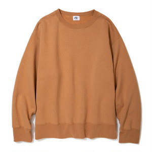 "Just Right ""Those Days Crew Neck Warmer"" Tan"
