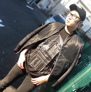 SHOJI-METASONIK Tシャツ「家 ie」