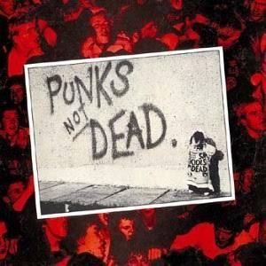 【USED】THE EXPLOITED / PUNKS NOT DEAD
