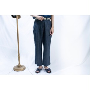 ARMANI denim slacks