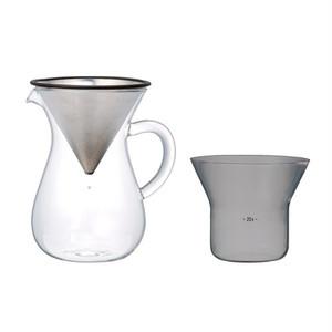 【KINTO】コーヒーカラフェセット 300ml