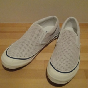 US-Keds / ユーエス・ケッズ   #743 SLIP-ON SWD-wh