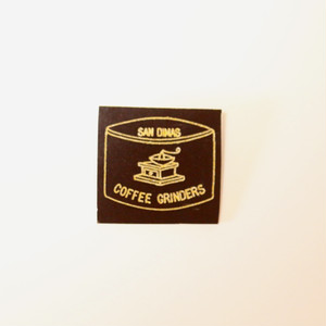 Vintage Badge Coffee Grinders・ヴィンテージ バッチ コーヒーミル U.S.A