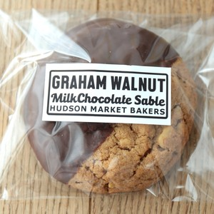 GRAHAM WALNUT SABLE 4枚