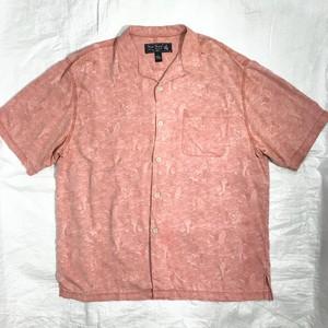 【Nat Nast】アロハシャツ SILK100%