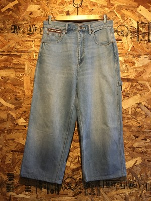 denim painter pants