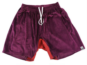 HIBRID SHORTS(BURGANDY)