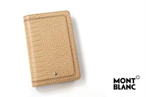 【9月末限定価格】モンブラン|MONTBLANC|ラヴィ・ド・ボエム|手帳カバー|LA VIE DE BOHEME Agenda small
