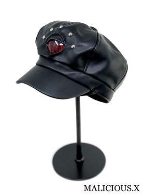 reptelis(C) eye casquette / red