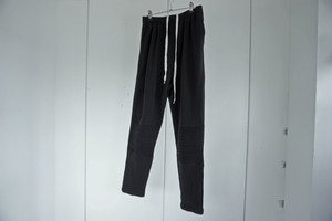 First Aid to the injured / Biker sweat pants / BLK