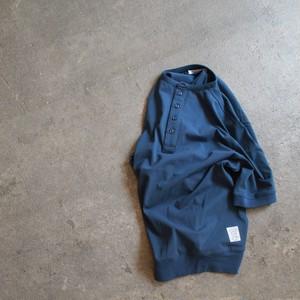 ベーシックフィットリブ使いラガーシャツ【RA19-067】【RanchStandard】