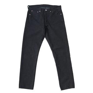 レギュラーフィット 5 ポケット ジーンズ ブラック
