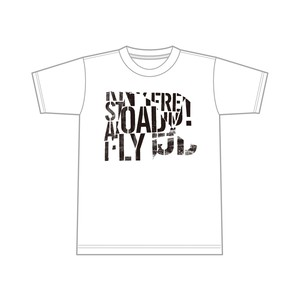 S.A.L STREAMING Type1 T-Shirt White (Normal Ver.)
