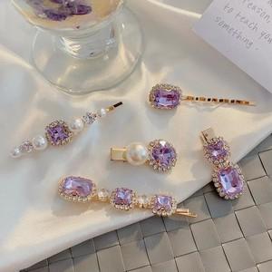 bijou purple ping 6set