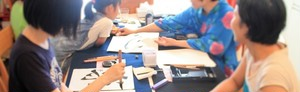 小中学校 書写(習字) 夏休みの宿題個別指導1時間