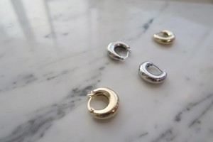 pipe pierce 【gold.silver】