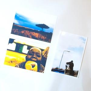 プラス・オリジナルポストカード3枚セット(B)