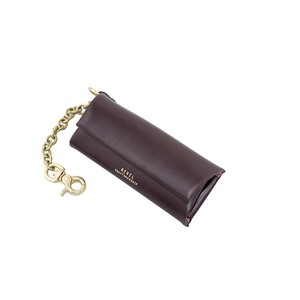 KEY CASE BURGUNDY [EST OIL]